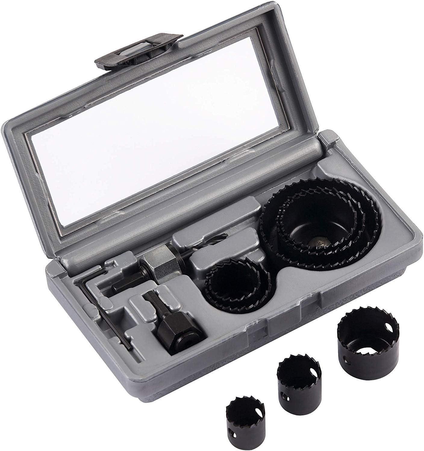 Bosch 2607019450 - Set con 11 sierras de corona