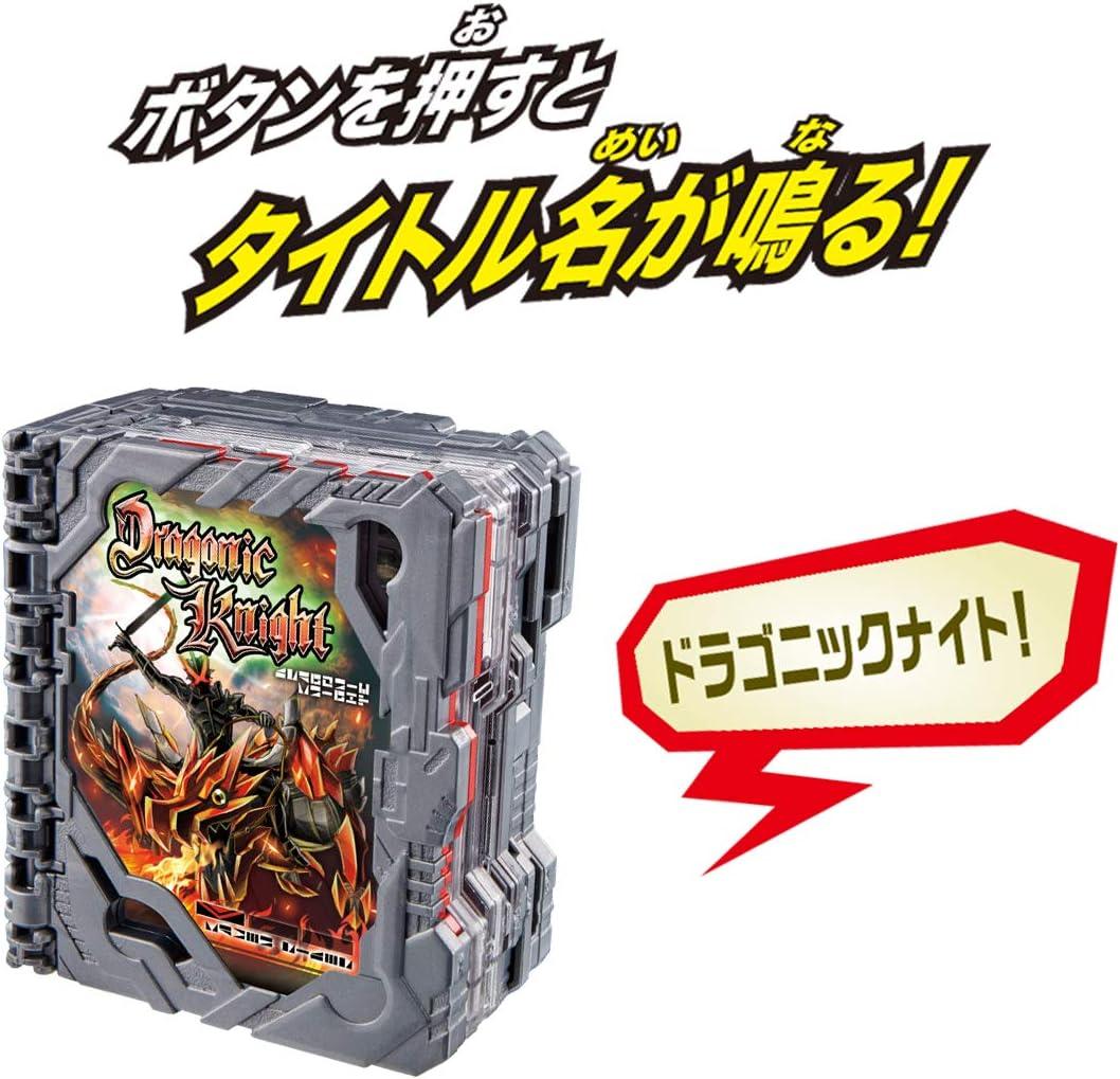 Kamen Rider SABER DX Dragonic Knight wonder ride book
