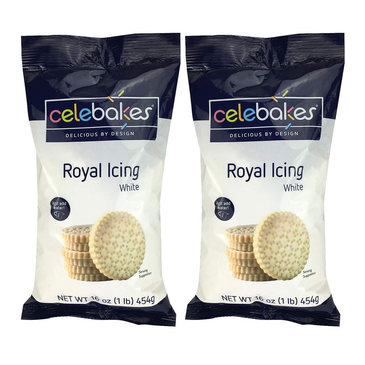 #4 Celebakes Royal Icing Mix