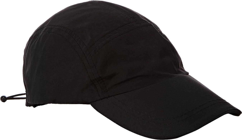 Beechfield Tactel Performance Cap Gorra de béisbol, Negro (Black ...