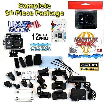 Amazon.com: ultraprox aventura camx Full HD ideal para ...