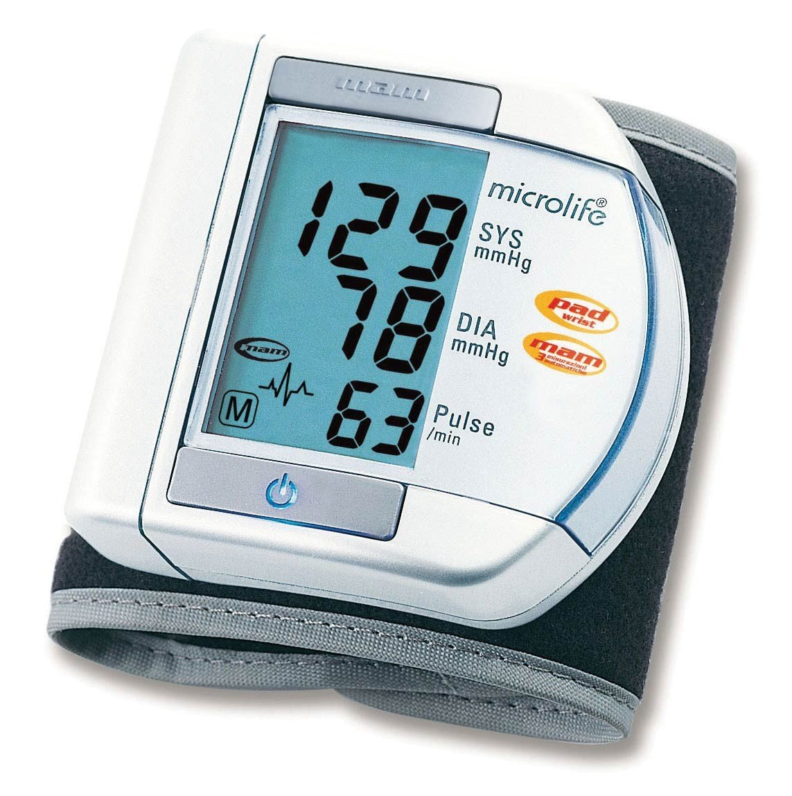 Amazon.com: Microlife Bp Automatic Wrist Blood Pressure Monitor: Health & Personal Care