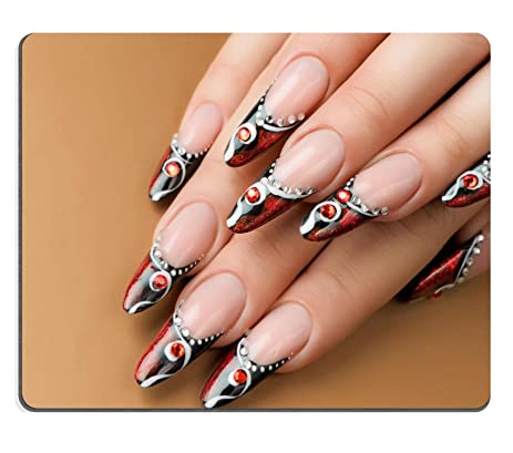 Amazon Mousepads Nail Art Design Image 36330353 By Msd Mat