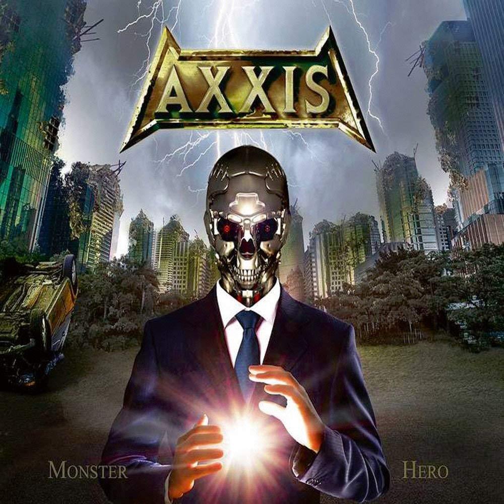 Vinilo : Axxis - Monster Hero (United Kingdom - Import)