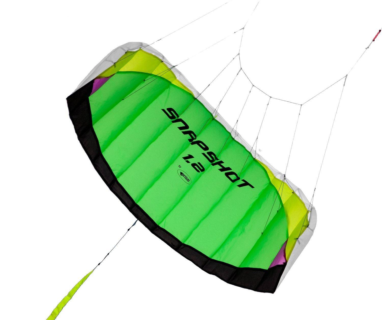 Prism Snapshot Dual-line Parafoil Kite, 1.2 by Prism Kite Technology