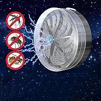 masrin solarbetrieben Buzz UV-Lampe Fly Kill Zapper Moskitos Bug Insekten Killer