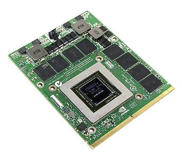 Dell Alienware M17x M18x AMD Radeon HD7970M 2GB MXM Video Graphics Card 9XVK3