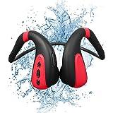 Swimming MP3 Player Bluetooth 5.0 Bone Conduction Bluetooth Headset Headphone 8G MP3 Player Waterproof Wireless Sport…