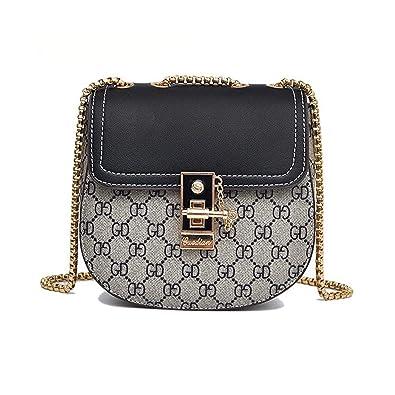 02ac7c72cf67 Women Crossbody Bags Small Shoulder Bag Stylish Ladies Messenger Bags Purse  and Handbags (Black)