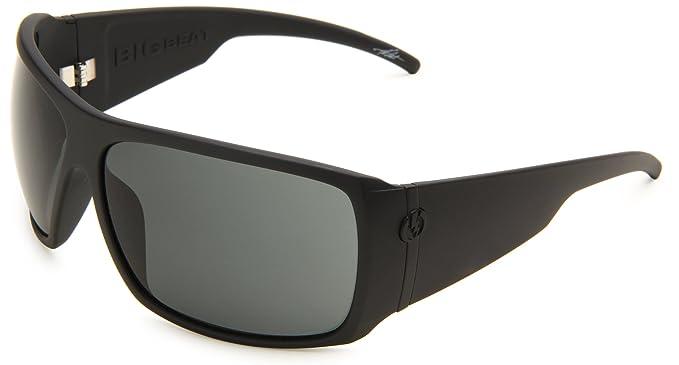 e9349fe517 Electric Big Beat Womens Sunglasses One Size Matte Black ~ M Grey ...
