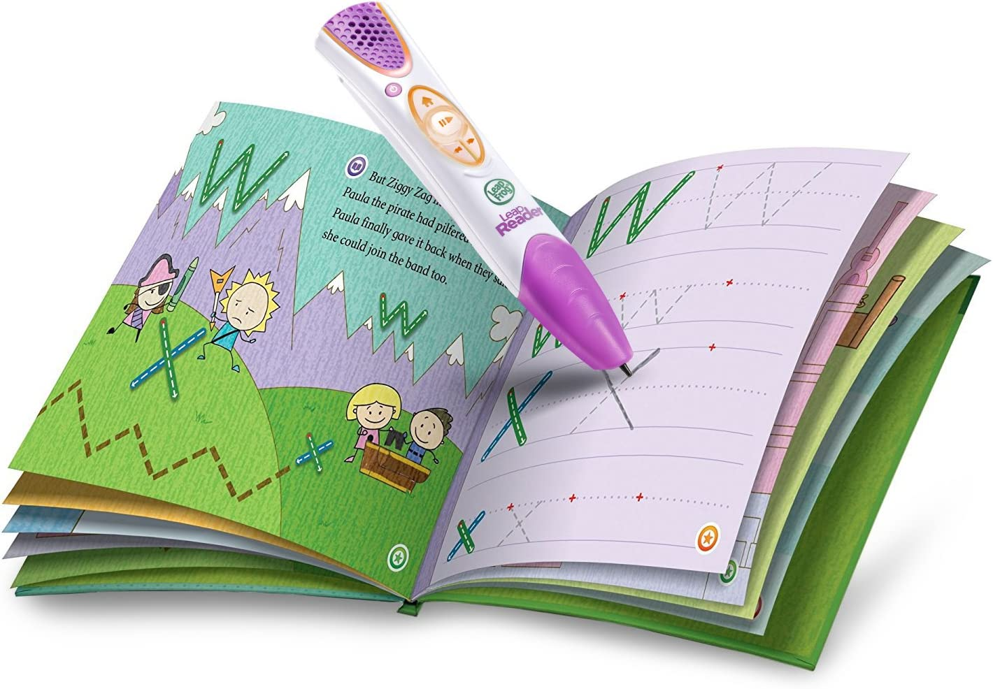 LeapFrog LeapReader System Learn to Read 10 Book Bundle NEW Educational, Child