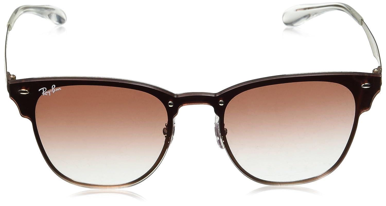 5f6bc354600 Ray-Ban Gradient Square Unisex Sunglasses - (0RB3576N9039V041