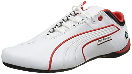Puma BMW Ms Future Cat M1 Unisex Adults LowTop Sneakers White