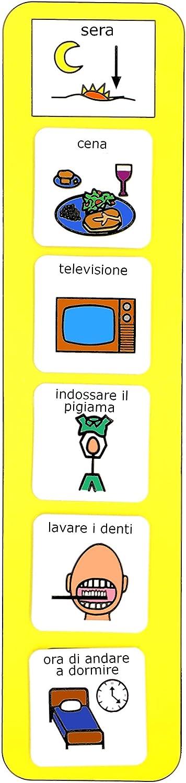Autism Supplies And Developments- Programma WC Visual Plastic TOI/_IT Italiano