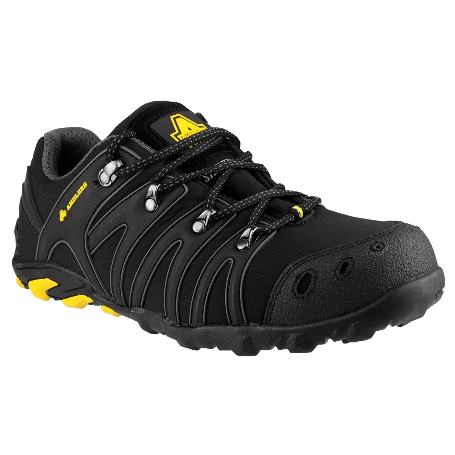 Amblers Safety Mens & damen FS23 Softshell Lace up Trainers
