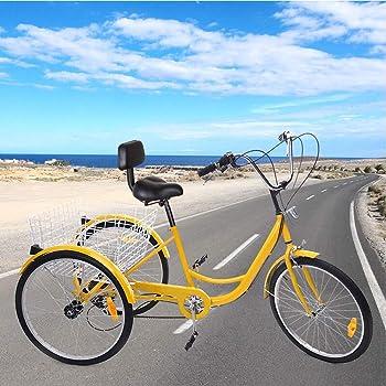 Ridgeyard Adult Tricycle