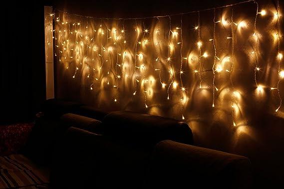 Buoceans led catena luminosa led m natale decorazione luci