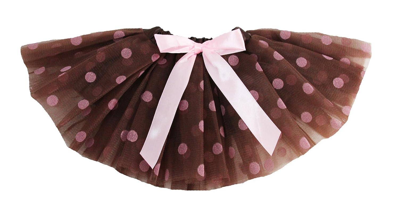 Dress Up Dreams Boutique Wholesale Princess Newborn Polka Dot Tutus Satin Ribbon Bow 16200