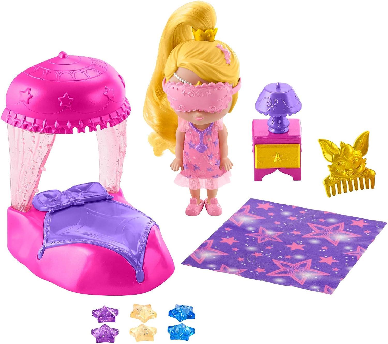 Nickelodeon Shimmer /& Shine Genie soirée pyjama party Leah Tala /& Naha Poupées NEUF