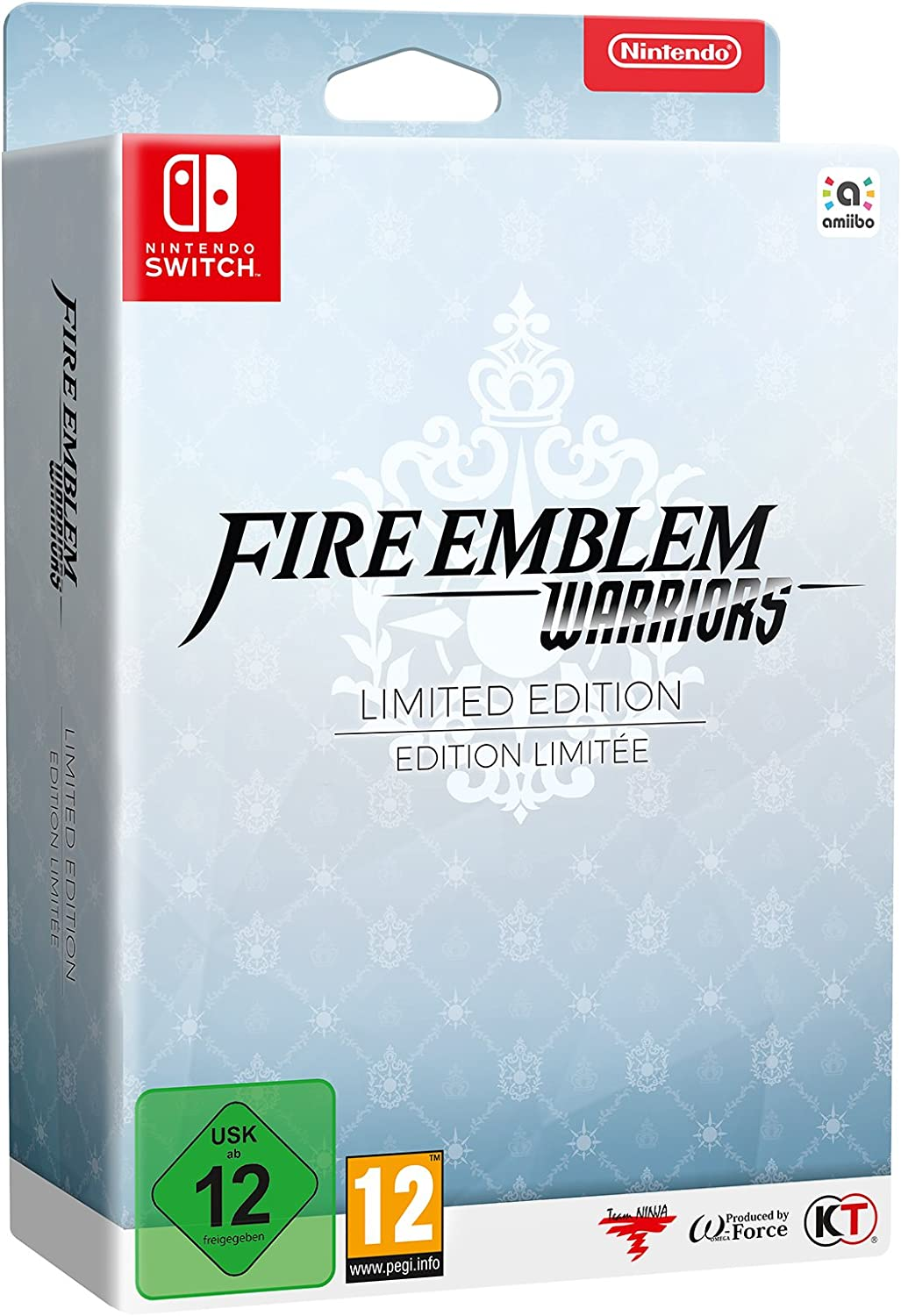 Fire Emblem Warriors - Edición Limitada: Amazon.es: Electrónica