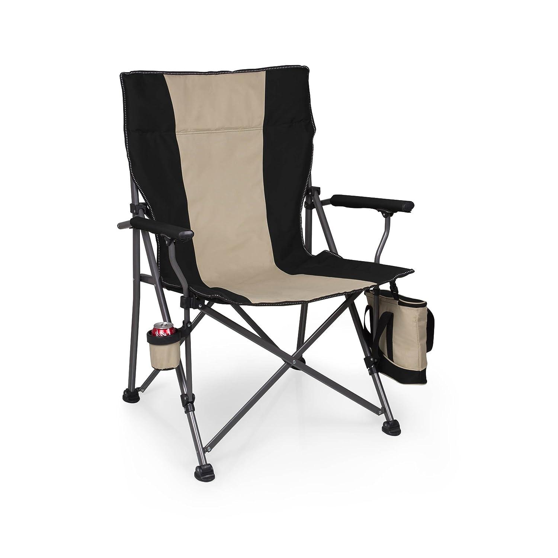 ONIVA - a Picnic Time Brand Big Bear XXL Camp Chair, Black