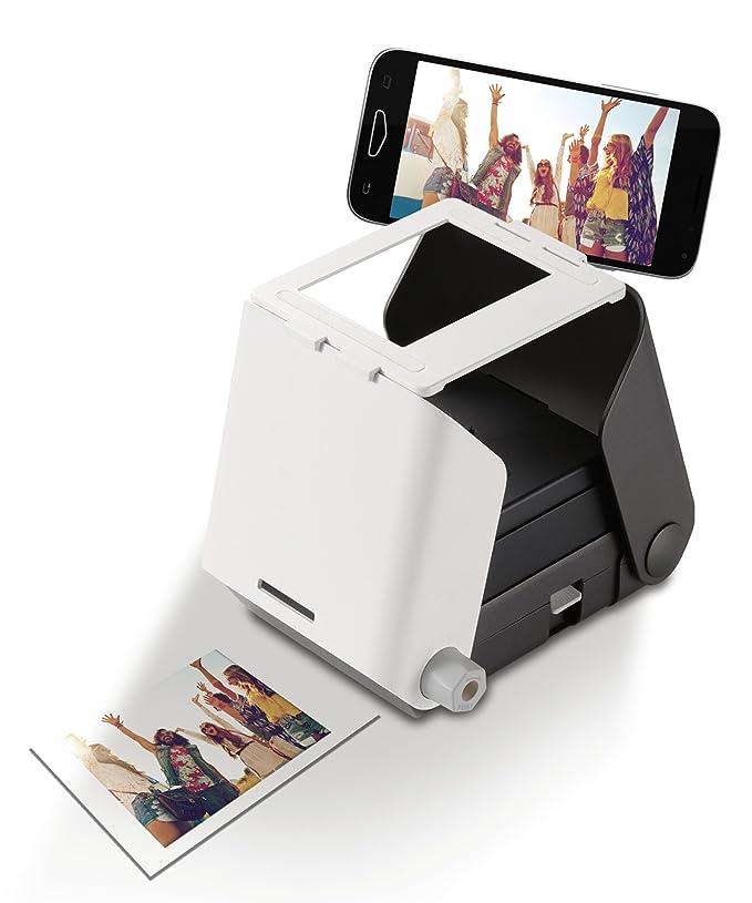kiipix e72754 Impresora fotográfica Color 1 PPM Negro