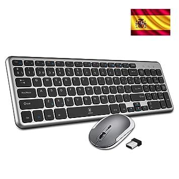 configurar teclado y mouse inalambrico mac