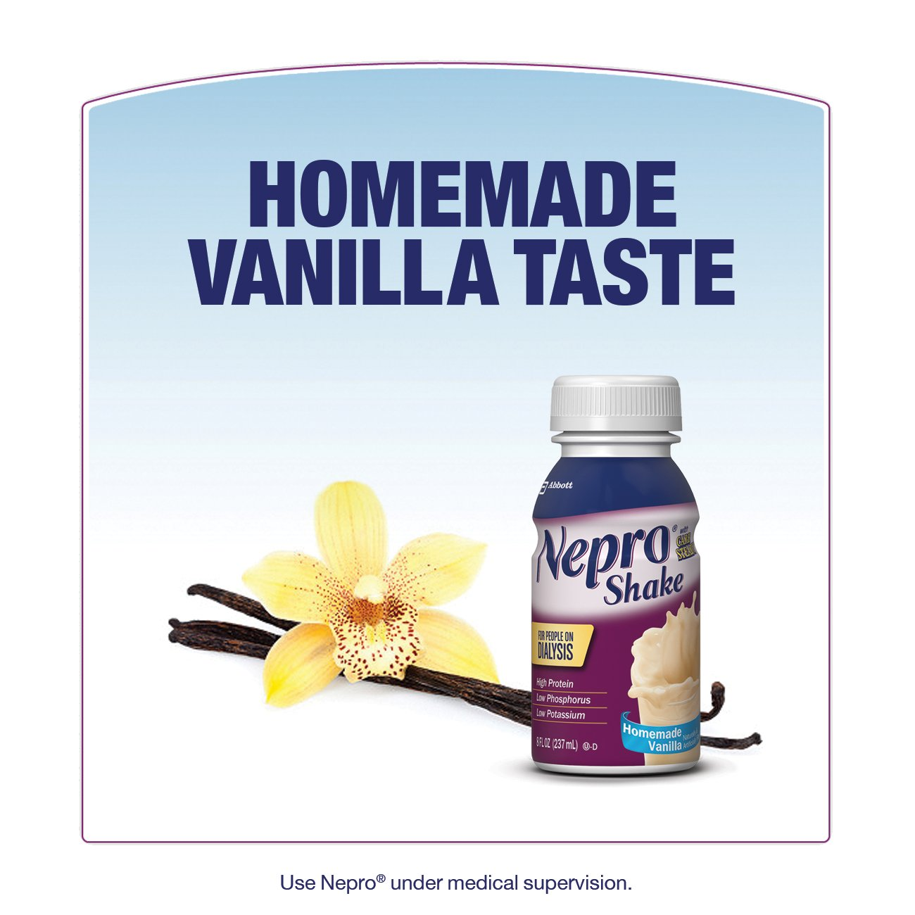 Nepro Therapeutic Nutrition Shake, Vanilla, 8 Ounce (Pack of 16) by Nepro (Image #12)