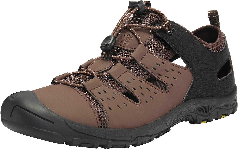 Men's Bombing new Las Vegas Mall work Hiking Sandals Closed-Toe Summer Mesh Shoes Sports