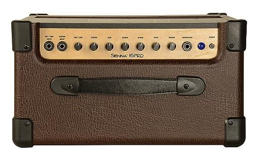 Kustom - Amplificador de guitarra SIENNA-16 PRO: Amazon.es: Instrumentos musicales