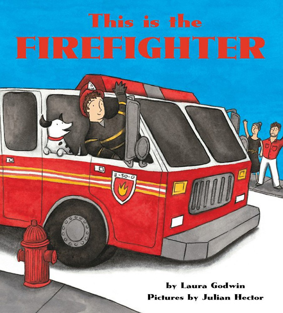 Download This Is the Firefighter [Board Book] pdf