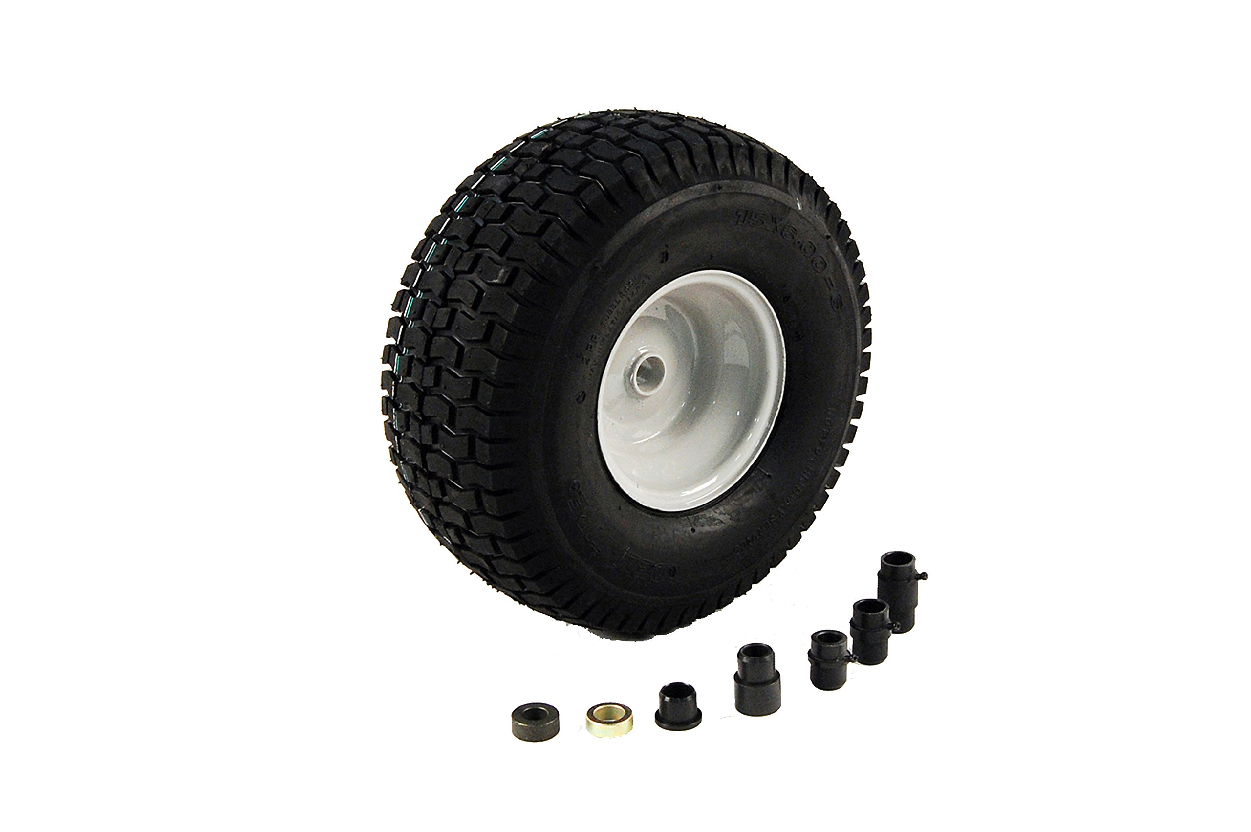 Arnold 490-325-0012 Universal 15-Inch Lawn Mower Front Wheel by Arnold