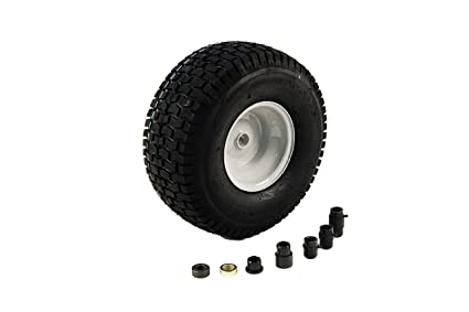 Arnold 490 325 0012 Universal 15 Inch Lawn Mower Front Wheel