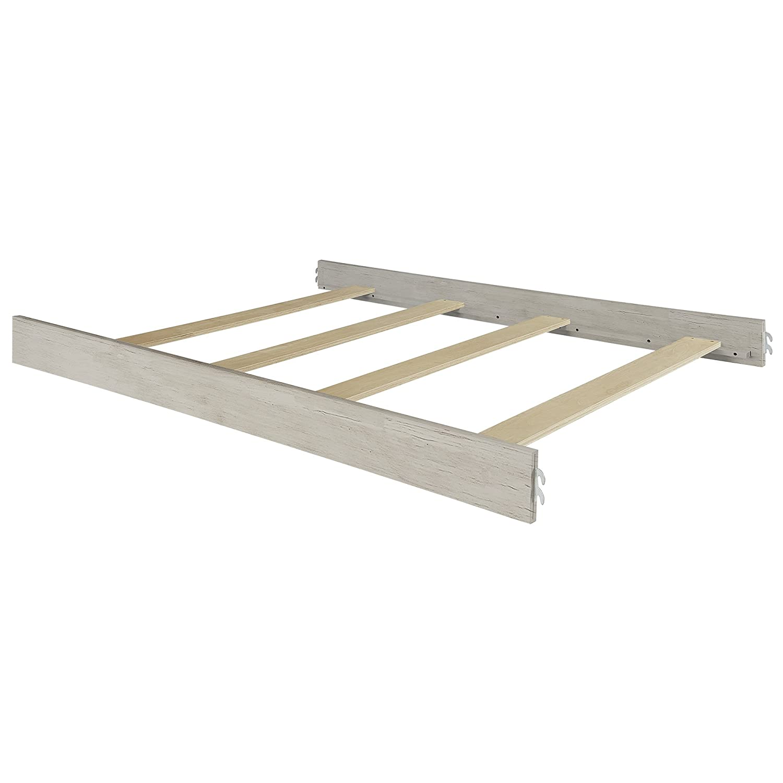 Amazoncom Evolur Universal Convertible Crib Wooden Full Size Bed