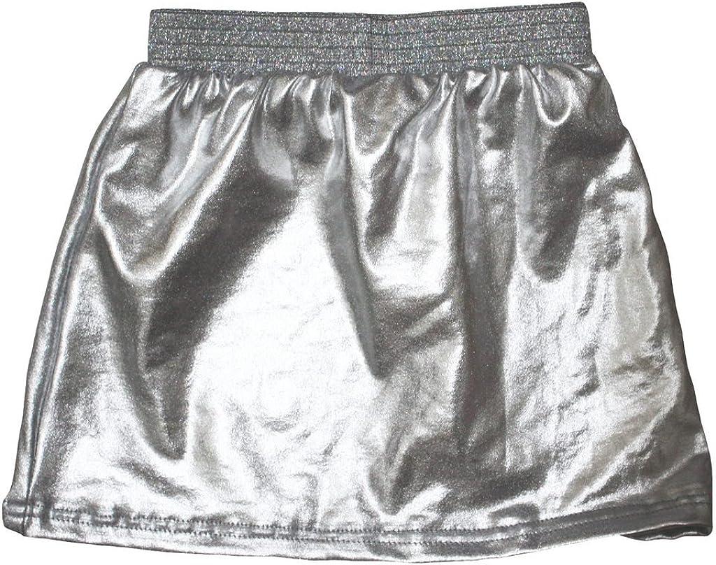 Petitebelle Plain plata falda para niña 1 – 8Y: Amazon.es: Ropa y ...