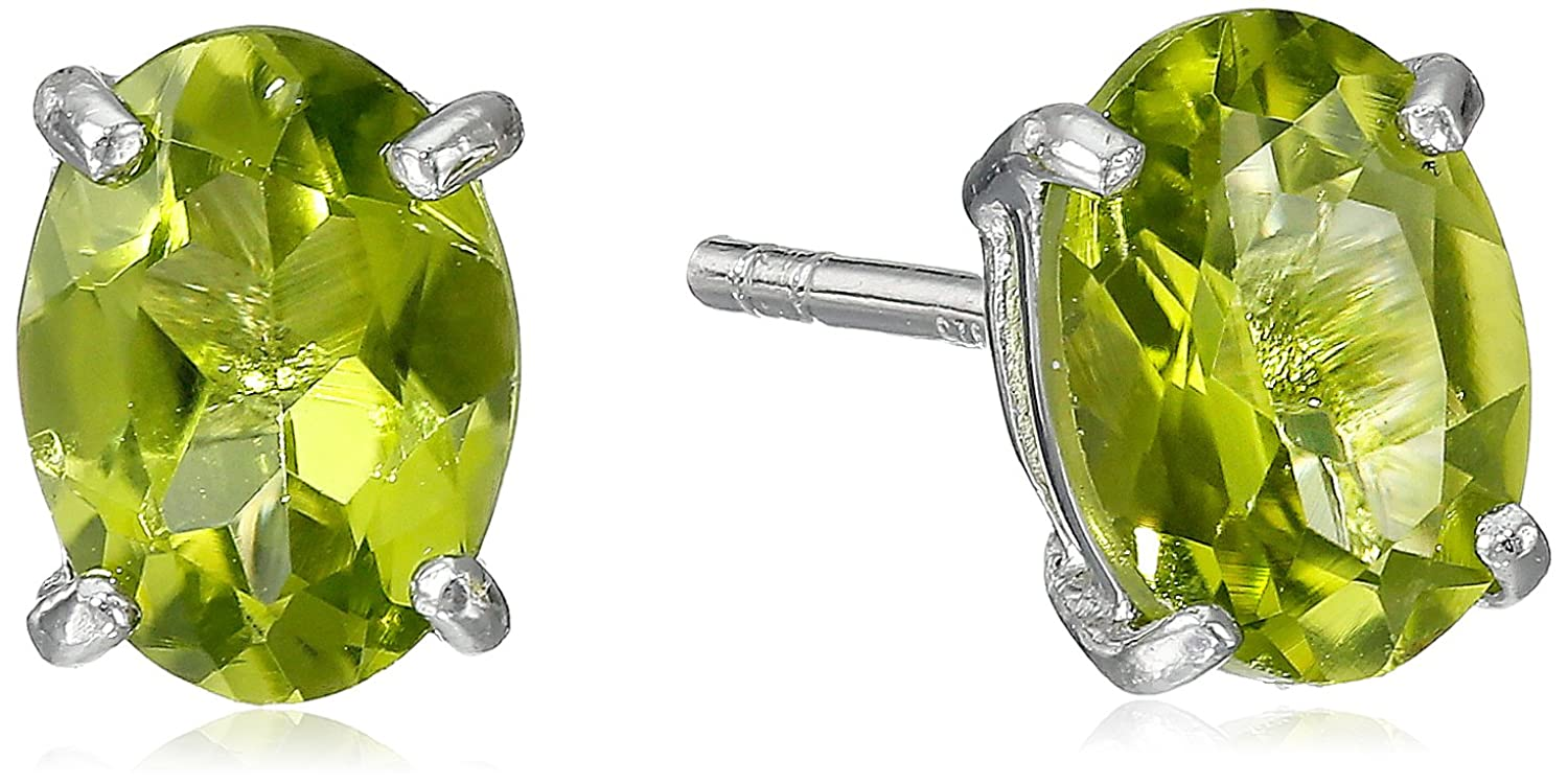 pear shaped p stud m bezel co fashion in silver sterling set earrings peridot shane