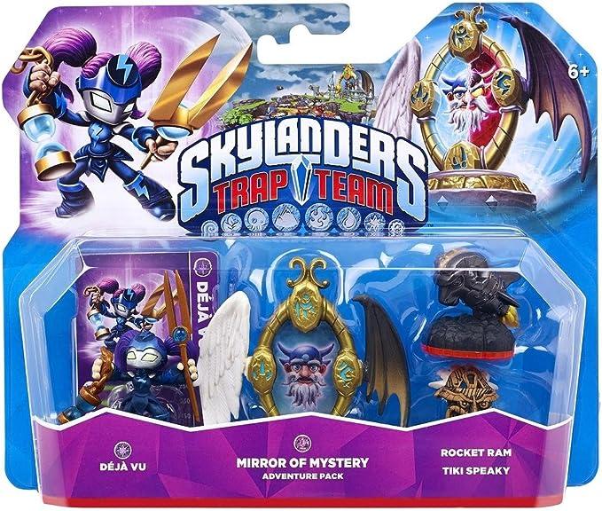 Skylanders: Trap Team - Adventure Pack 2 - Mirror of Mystery ...