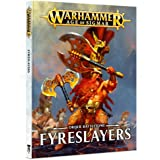 Warhammer Age of Sigmar FYRESLAYERS Battletome