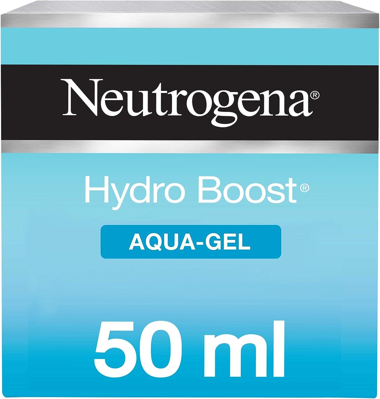 Neutrogena Hydro Boost Aqua-Gel Hydratant Visage – Soin visage pour peau sèches – 1 x pot de 50 ml