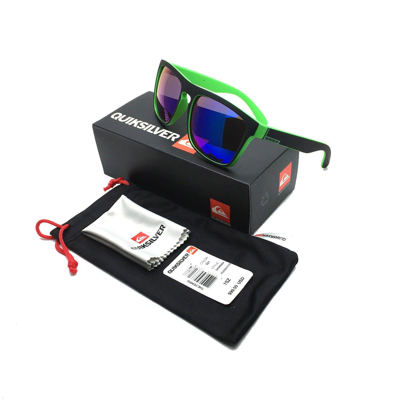 Gafas de sol Qiyun para hombres y mujeres, para exterior, UV400, ligeras, de visión limpia colour:9