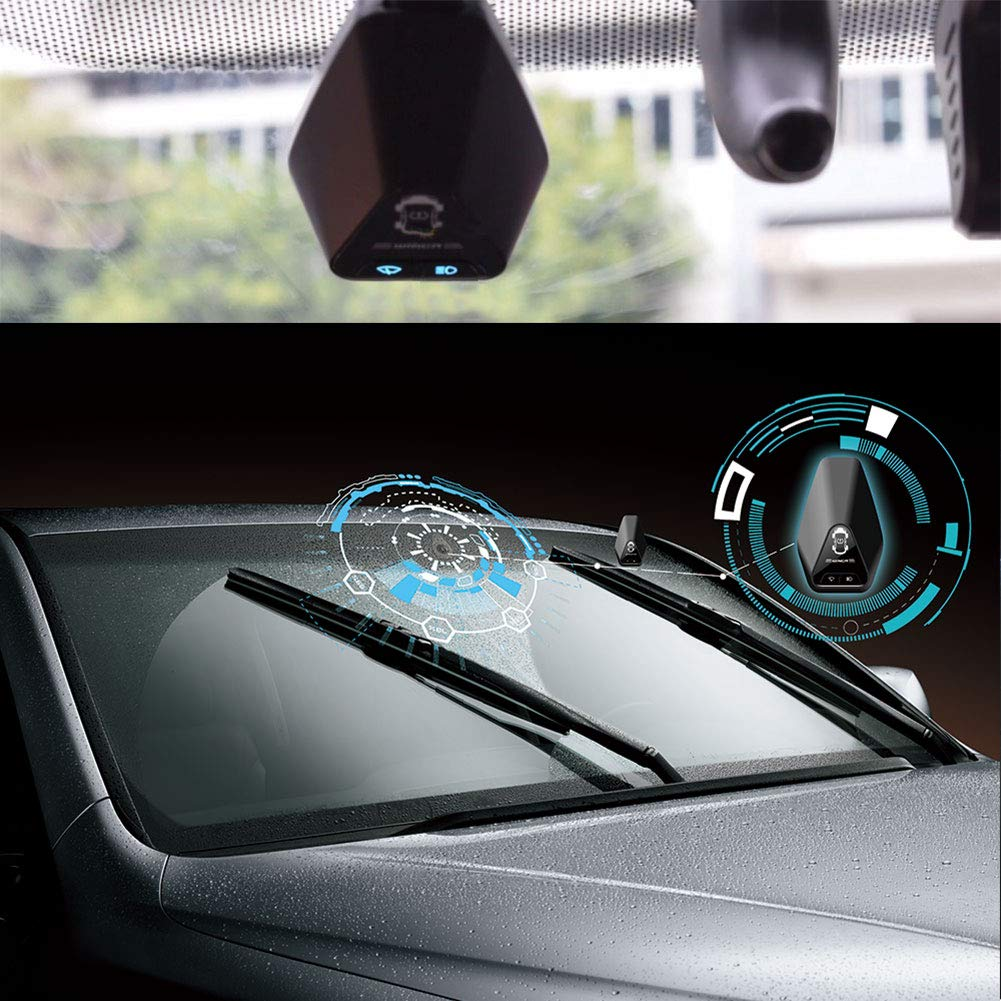 SVVSS Automatic rain Sensing Wipers and Headlight Sensor Smart Driving Assistant for Toyota by SVVSS (Image #1)