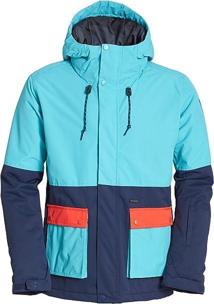 Billabong Fifty 50 Ski Und Snowboardjacke Für Männer Q6jm04bif9 Billabong Bekleidung