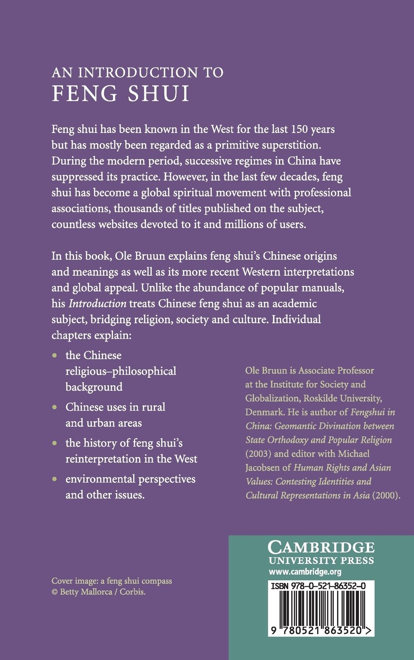 An Introduction to Feng Shui (Introduction to Religion)