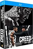 Creed + La rage au ventre [Blu-ray]