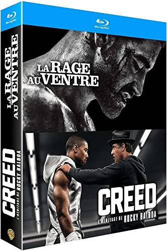 Creed + La rage au ventre [Francia] [Blu-ray]: Amazon.es: Michael ...