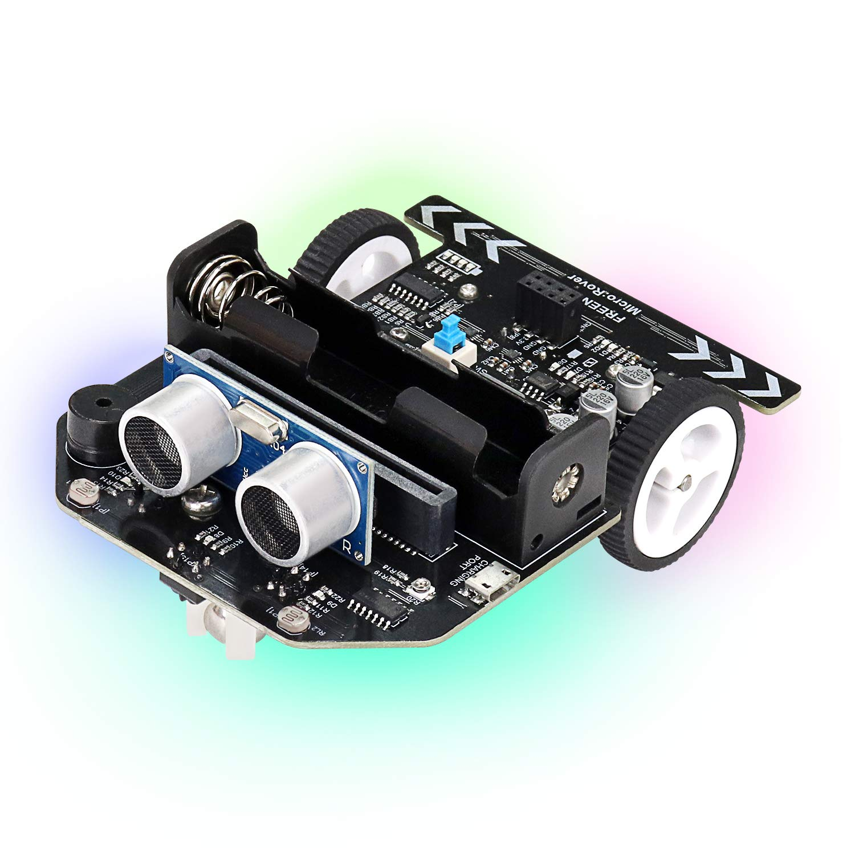 Robot Educativo para armar y programar en Python Freenove a