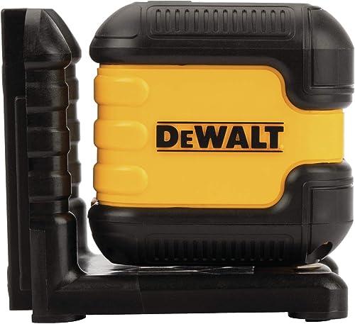 DEWALT DW08802CG Green Cross Line Laser Level