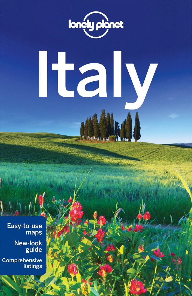 Lonely Planet Italy Travel Guide product image