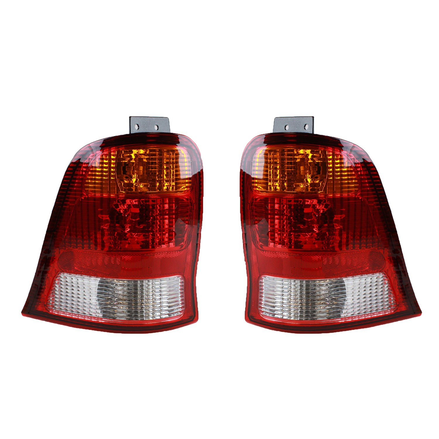 NEW TAIL LIGHT PAIR FITS FORD WINDSTAR FO2801127 3F2Z 13404 CA 3F2Z13404CA 3F2Z-13404-CA FO2800127 3F2Z 13405 CA 3F2Z13405CA 3F2Z-13405-CA