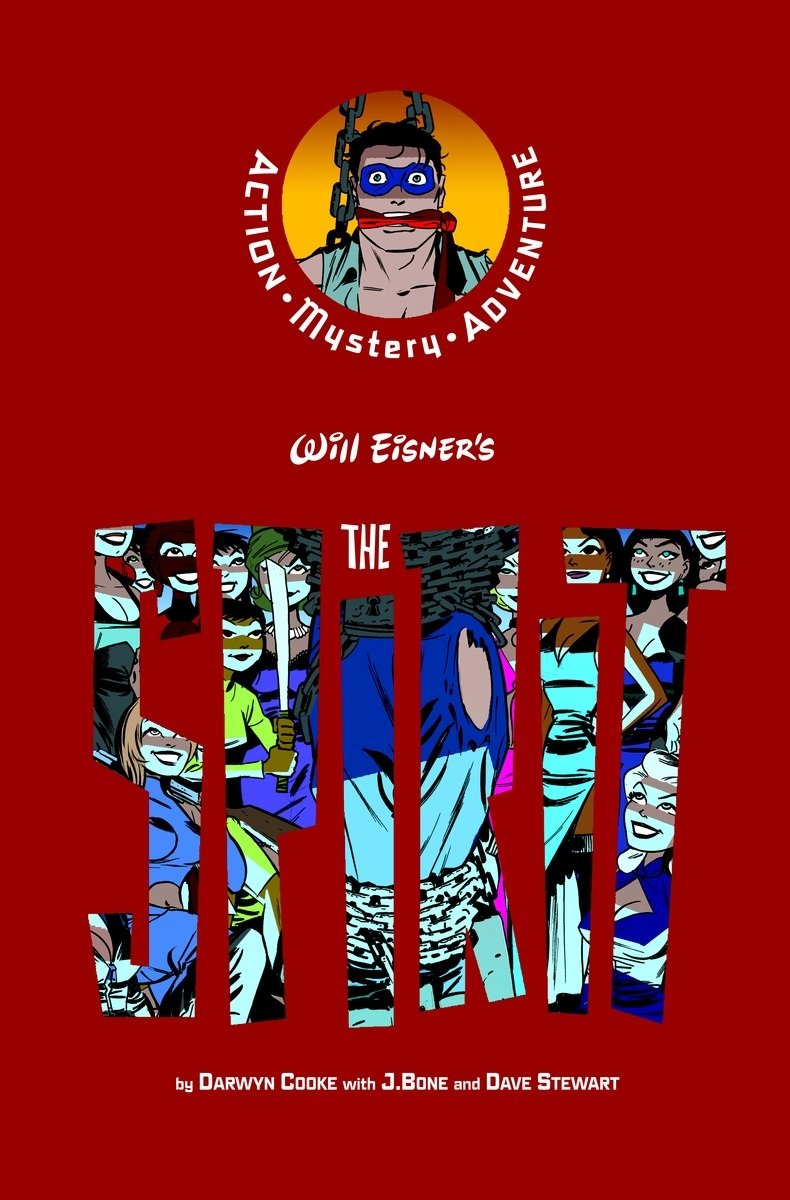 Will Eisner's The Spirit, Vol. 2 by DC Comics